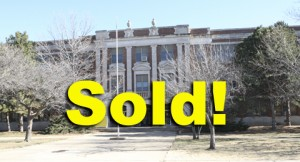 Wellington junior high building sold