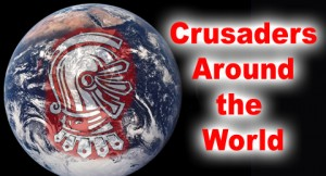 Crusaders around the world