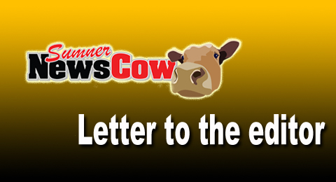 Sumner Newscow letter to editor