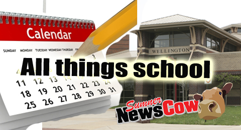 Sumner Newscow All things school Calendar