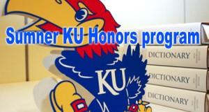 Sumner KU honors program