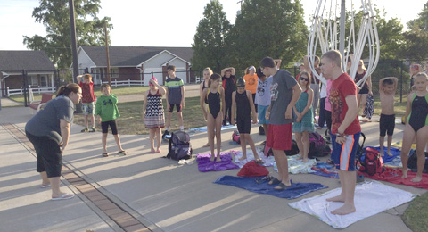 Wellington Swim Team Opens Season Still Looking For More Great Young Swimmers Sumner Newscow