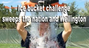 Ice bucket challenge sweeps Wellington