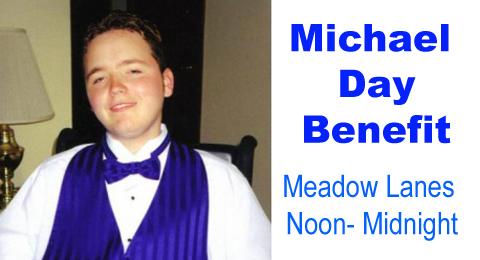 Michael Day Benefit