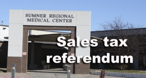 Sales tax SRMC refendum