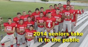 Take it to the public WHS seniors