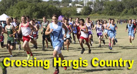 Crossing Hargis Creek