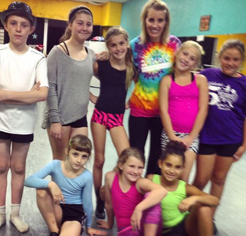 Here are the dancers who started Tuesday at Michelle's.