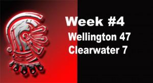 Wellington 47 Clearwater 7