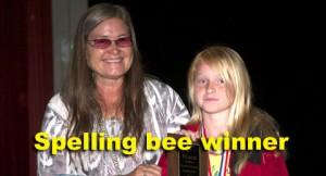 2014 Spelling Bee winner