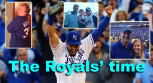 Kansas City Royals fan story