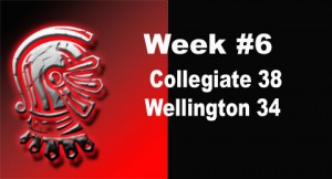 Wellington 34 Collegiate 38 feature