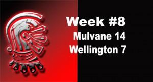 Wellington 7 Mulvane 14