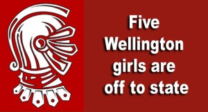 Wellington girls regional results