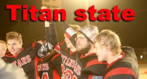 A&A Titans to state