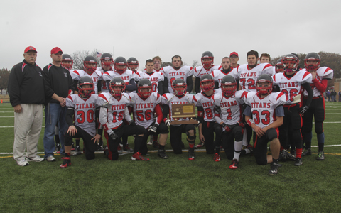 Argonia-Attica is the 2014 state runner-up champions for Class 1A 8-man Division II.