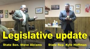 Legislative update 11-18-14