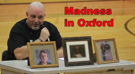 Oxford Midnight Madness