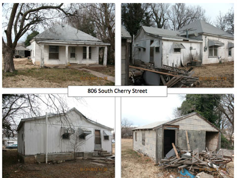806 S. Cherry St Venn lawsuit