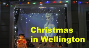 Christmas in Wellington