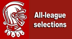 Crusader All League selections