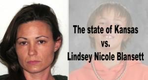 State of Kansas vs. Lindsey Blansett