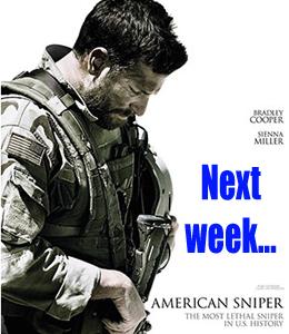 American Sniper next week copy