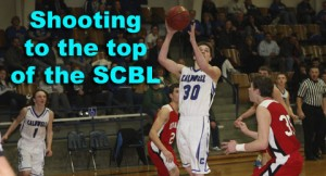 CALDWELL shooting to the top