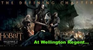 The Hobbit at Wellington theater