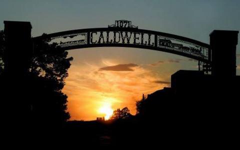Caldwell showdown hometown
