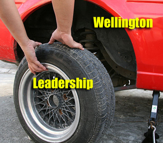 Wellington leadership change