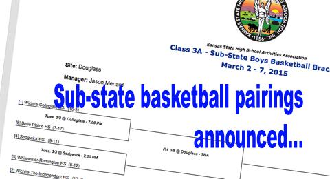 sub-state pairings announced