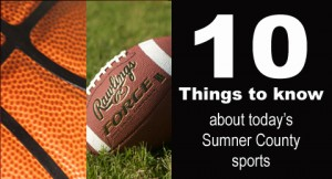 10 things to know Sumner County sports