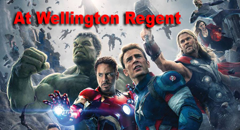 Avengers at Wellington Regent