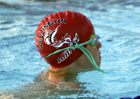 Wellington Sailfish See Dramatic Improvements In Times At First Home Meet Sumner Newscow
