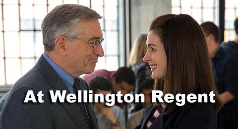 The intern at Wellington Regent