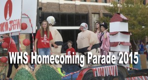 WHS homecoming feature