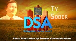 Ty Sober DSA winner