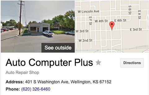 Auto Computer Plus