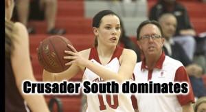 Crusader South dominates