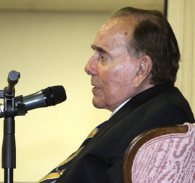 Let's put Bob Dole on the stand and nominate someone different.