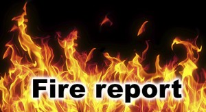 fire report