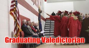 Graduating Valedictorian