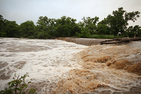 Samson drone flood picture #1