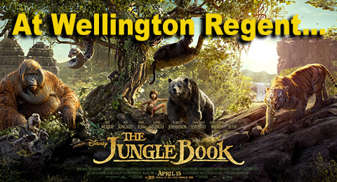 Wellington Regent - Jungle book