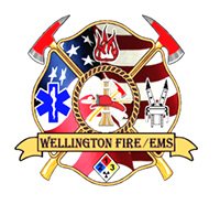 Wellington fire logo use this one