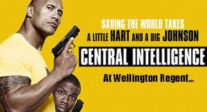 Central Intelligence at Wellington Regent