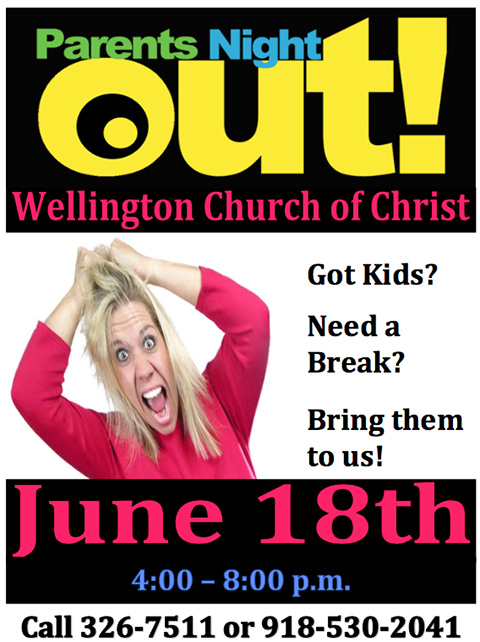 Parents Night Out Church of Christ