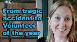 Sheri Baker feature volunteer