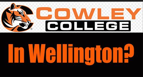 Cowley College in Wellington
